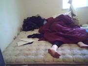 Ебал спящую жену