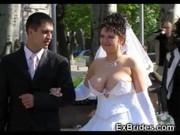 Ролики с невестами смотреть