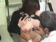 Русское видео ебля у гинеколога