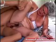 Бесплатно трахнул бабушку
