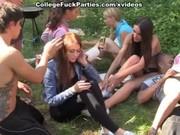Порно оргии студенток