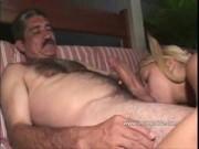 Русское видео папа мама дочь